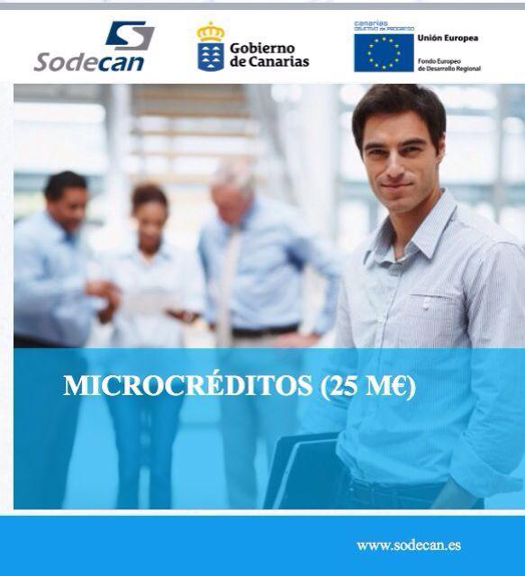 Economía promueve una línea de 25 millones de euros en microcréditos a empresarios, autónomos y pymes