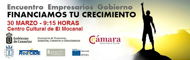 Gobierno, Cabildo y Cámara exponen las actuaciones para el fomento de la innovación y  nuevas tecnologías en El Hierro