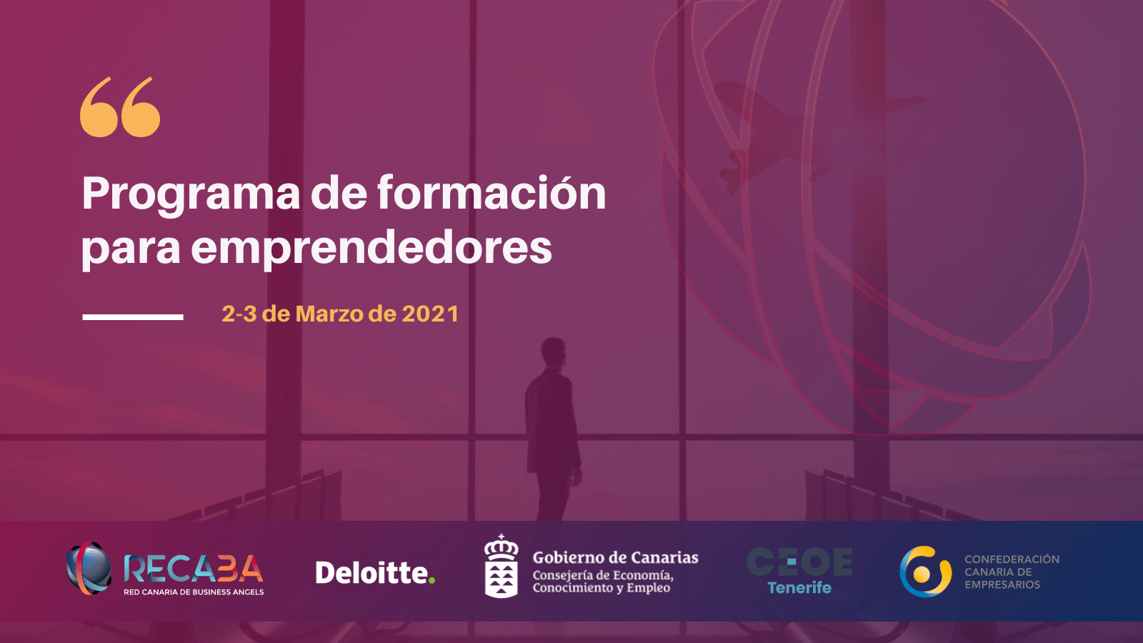 Programa de formación para Emprendedores